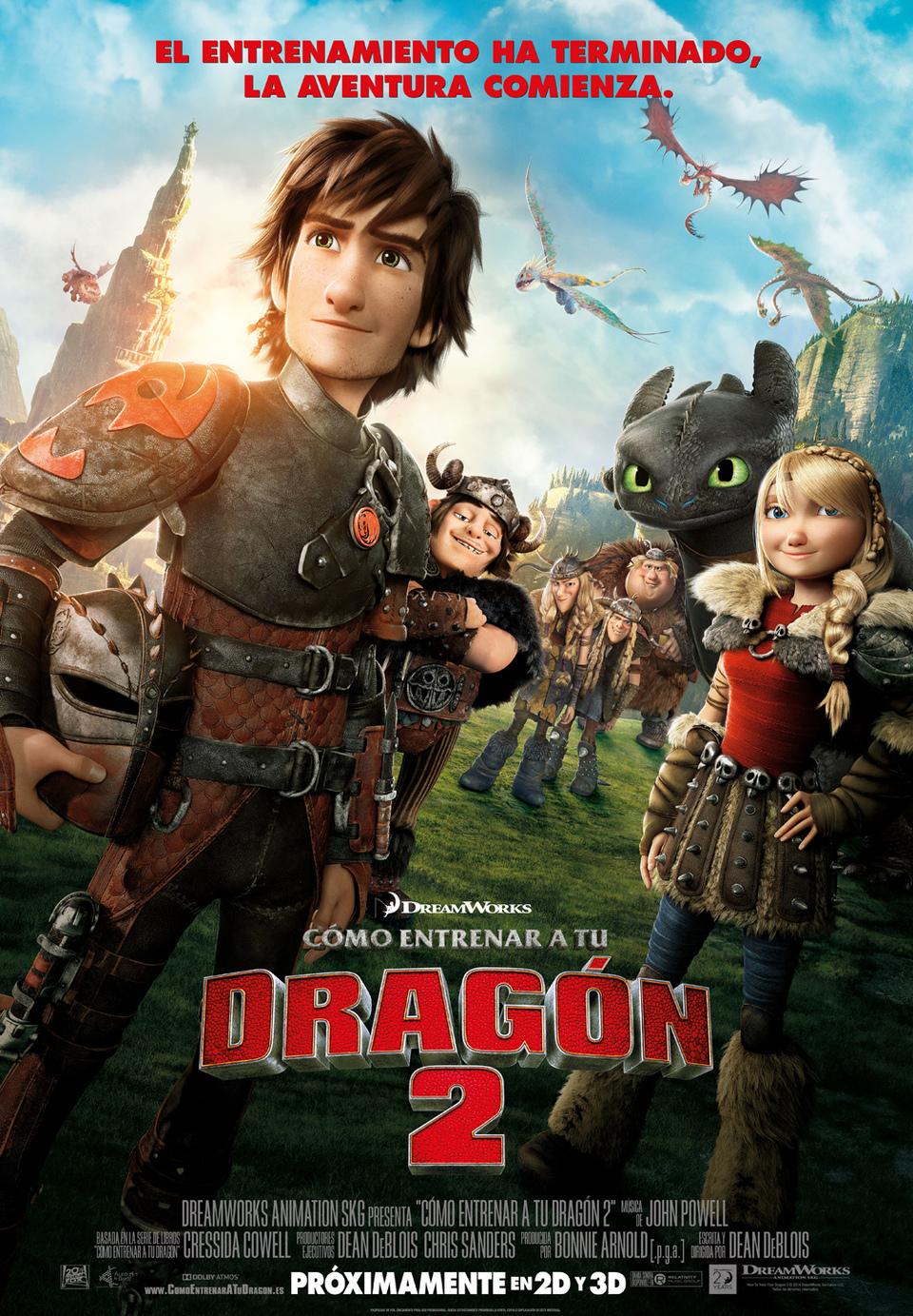como-entrenar-a-tu-dragon-2-ver-online