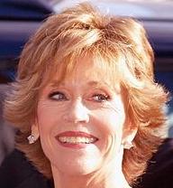Actor Jane Fonda