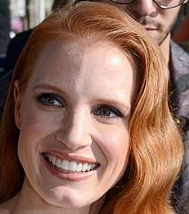 Actor Jessica Chastain