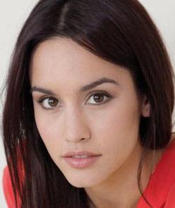 Actor Megan Montaner