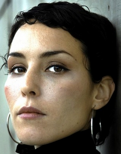Actor Noomi Rapace