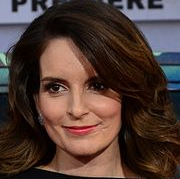 Actor Tina Fey