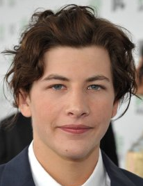 Actor Tye Sheridan