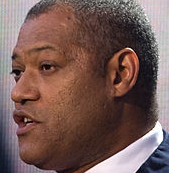 Actor Laurence Fishburne