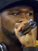 Actor 50 Cent