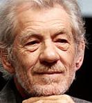 Actor Ian McKellen