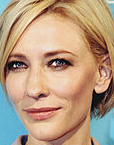 Actor Cate Blanchett