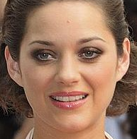 Actor Marion Cotillard