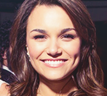 Actor Samantha Barks