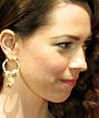 Actor Rebecca Hall