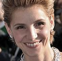 Actor Clotilde Courau
