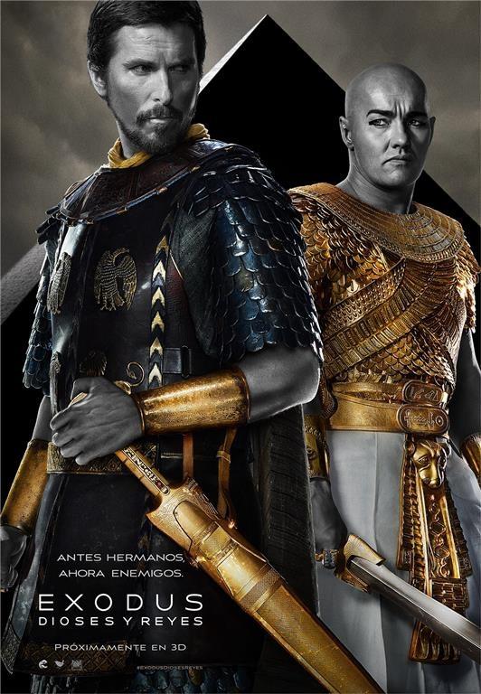 Exodus- Dioses y reyes torrent descargar online