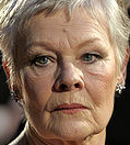 Actor Judi Dench