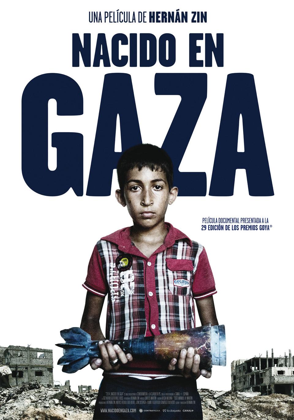 Nacido en Gaza torrent descargar gratis