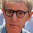 Actor Woody Allen