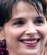 Actor Juliette Binoche