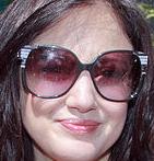 Actor Andrea Riseborough