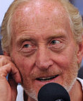 Actor Charles Dance