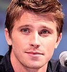 Actor Garrett Hedlund