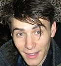 Actor Harry Lloyd