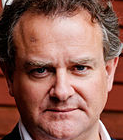 Actor Hugh Bonneville