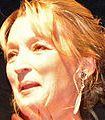 Actor Lesley Manville