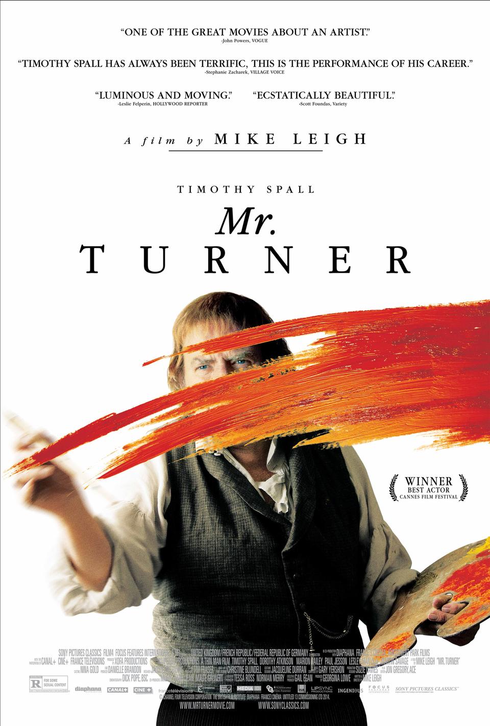 Mr. Turner torrent ver online
