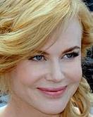 Actor Nicole Kidman