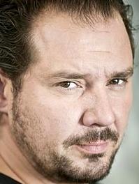 Actor Axel Daeseleire