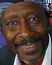 Actor Clarke Peters