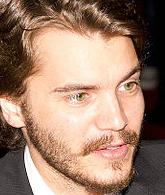 Actor Emile Hirsch