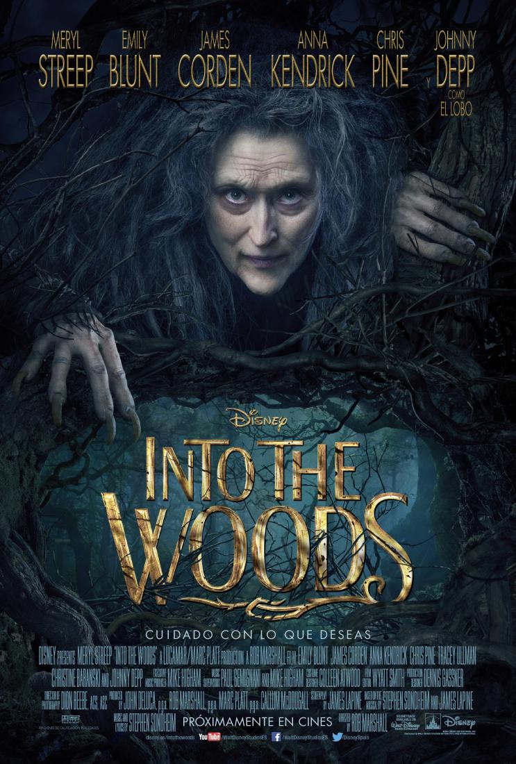 Into the Woods torrent descargar online gratis