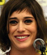 Actor Lizzy Caplan
