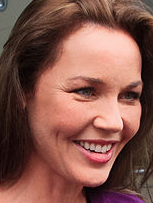 Actor Connie Nielsen