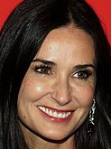 Actor Demi Moore
