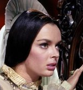 Actor Barbara Steele