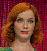 Actor Christina Hendricks