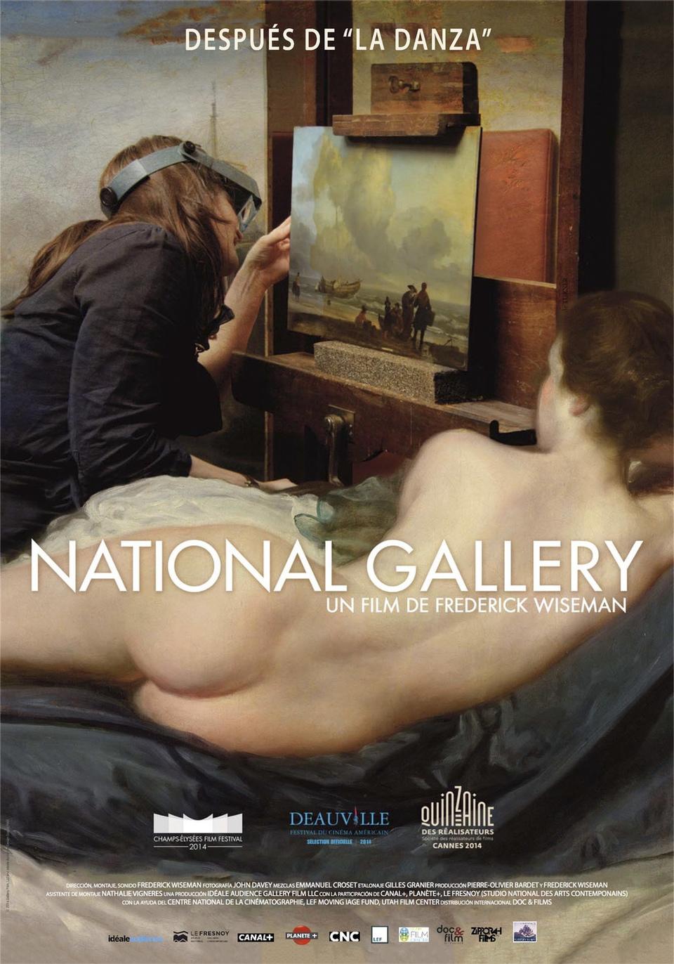 Documental National Gallery torrent descargar gratis torrent