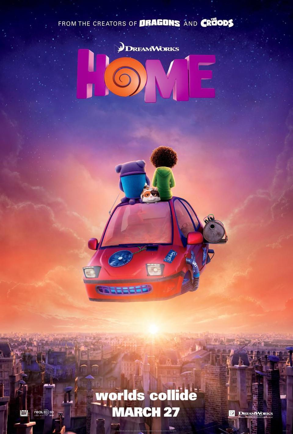 HOME- Hogar, dulce hogar torrent descargar gratis online