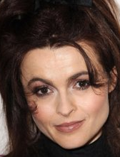 Actor Helena Bonham Carter