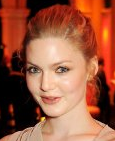 Actor Holliday Grainger
