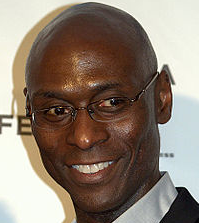 Actor Lance Reddick