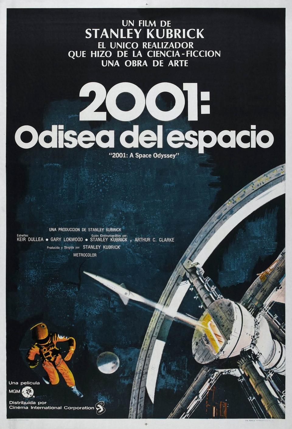 Película 2001- Una odisea del espacio torrent descargar gratis online