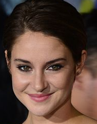Actor Shailene Woodley