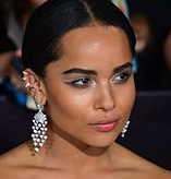 Actor Zoë Kravitz