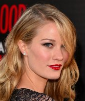 Actor Ashley Hinshaw