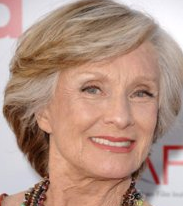Actor Cloris Leachman