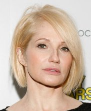 Actor Ellen Barkin
