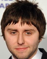 Actor James Buckley