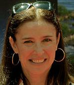 Actor Mimi Rogers